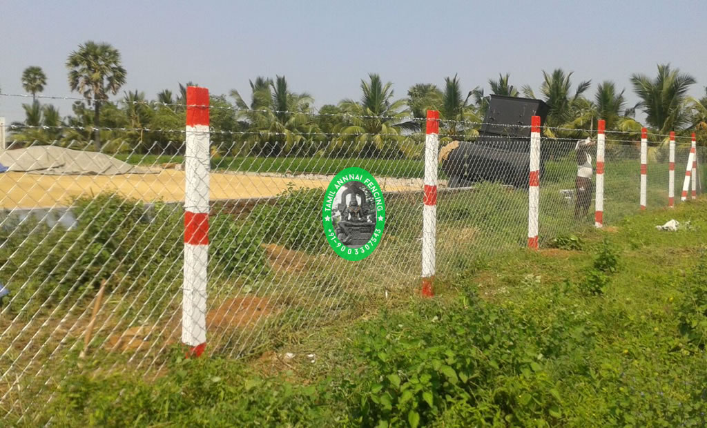 chainlink fencing in chennai