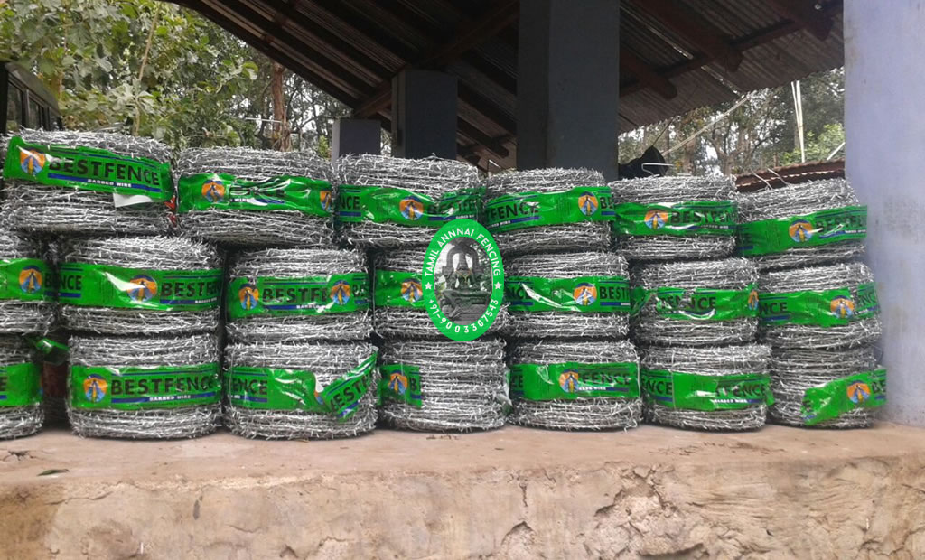 fencing materials in chennai
