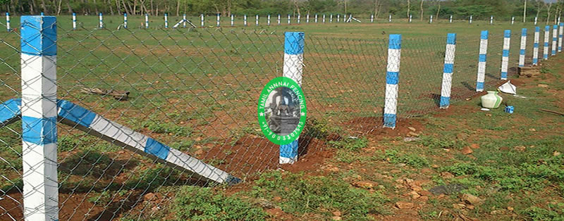 chain link fencing in chennai